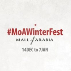 Winter Festival at Mall of Arabia