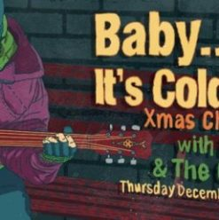 Baby It's Cold Outside at Cairo Jazz Club