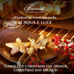 Christmas Brunch  at Aqua e Luce