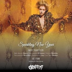 Sparkling New Year at Graffiti
