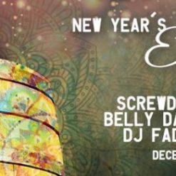New Year's Eve at Eat & Barrel