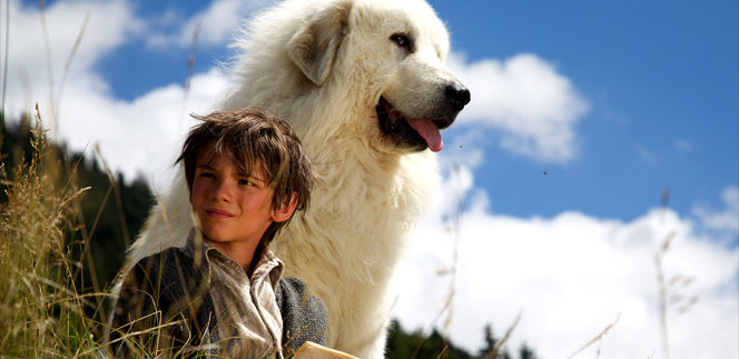 Belle et Sébastien: Cutesy French Drama About a Boy & His Dog