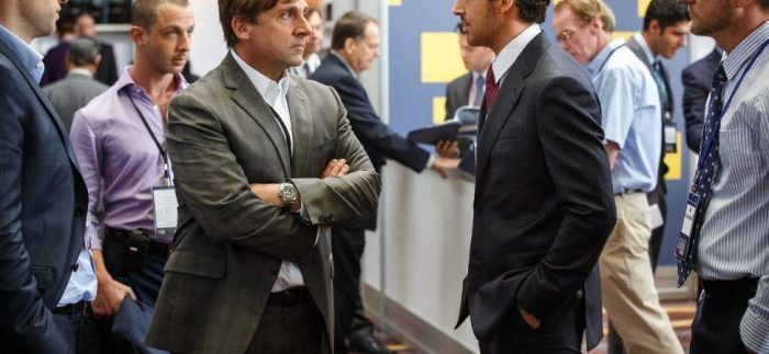 The Big Short: Off-Beat, Star-Studded Drama About the 2008 Financial Crisis