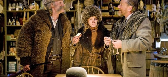 The Hateful Eight: Tarantino's Latest Ensemble Masterpiece Doesn't Disappoint