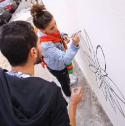 Mirinda Brings Together Young Local Artists to Beautify Public Walls in Mohandiseen