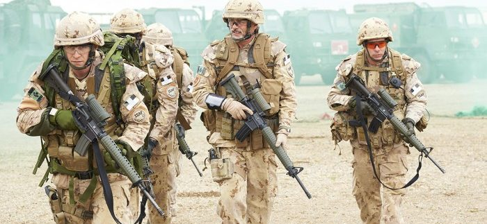 Hyena Road: Solid but Unmemorable Afghanistan War Drama