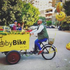 ByBike: A Q&A with the Street-Vending Couple Taking Cairo by Storm