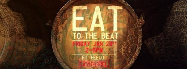 Eat to the Beat at Eat & Barrel