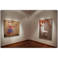 Zamalek Art Gallery: 'The Magic Thread' by Souad Mardam Bey