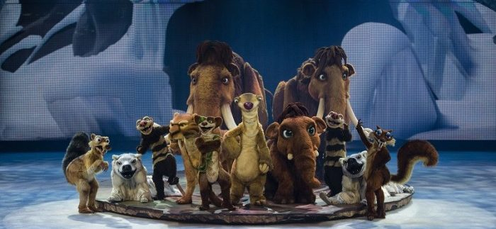 Huawei Gets in on the Fun as 'Ice Age Live!' Arrives in Cairo