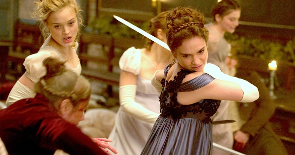 Pride and Prejudice and Zombies: Genre-Bending Mash-Up Doesn't Quite Translate to Big Screen