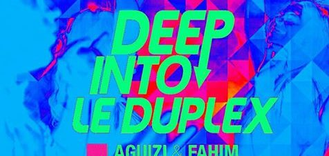 Aguizi & Fahim at Le Duplex