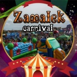 Zamalek Carnival at Aquarium Grotto Garden