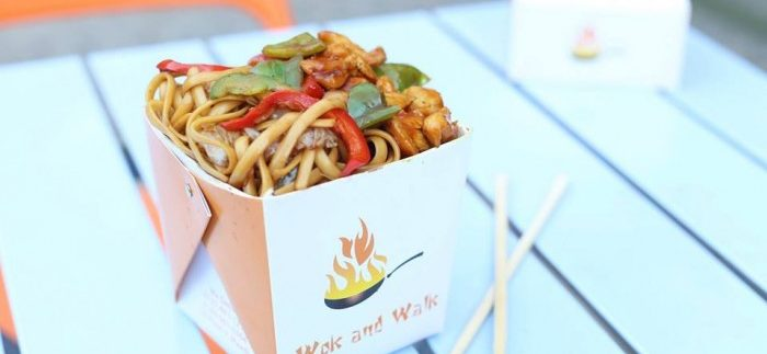 Wok and Walk: Quick, Easy, Affordable Asian Eats in Heliopolis