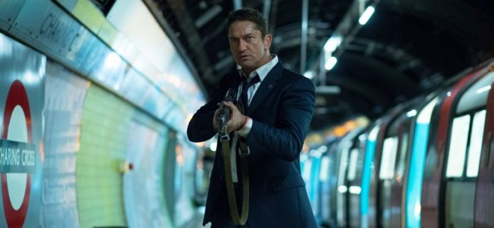 London Has Fallen: Unnecessary, Brain-Dead Sequel