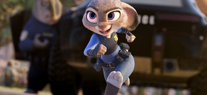Zootropolis: Clever, Layered Animated Fun