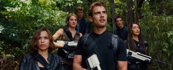 The Divergent Series – Allegiant: Chapter One of Two-Part Finale Leaves Flat-Lines