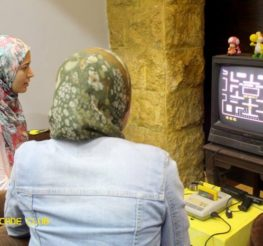 Arcade Club: Retro Video Game Heaven in Mohandiseen