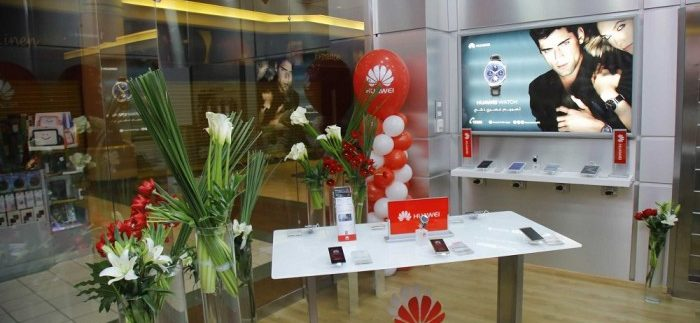 Huawei Opens First North Africa Shop in Cairo & Launch Competition to Find 'Next Star'