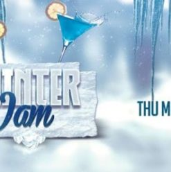Winter Jam at Cafe d'Nile