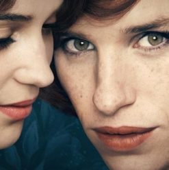 'The Danish Girl' Screening at Media Vision