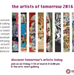 The Artists of Tomorrow 2016 Opening at Arts-Mart