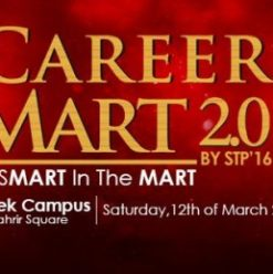 Career Mart 2.0 at the Greek Campus