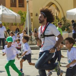 The Great Cairo Kidathon: Omar Samra's Muricata Launch Cairo's Biggest Kids Marathon