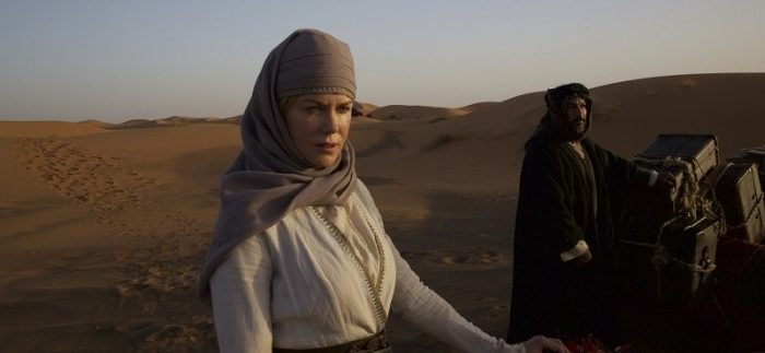 Queen of the Desert: Herzog's First Film in Six Years Underwhelms