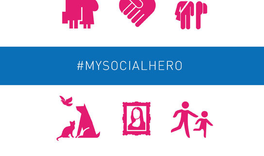 #MYSOCIALHERO: BECAUSE Launches Initiative to Recognise Unsung Heroes of MENA