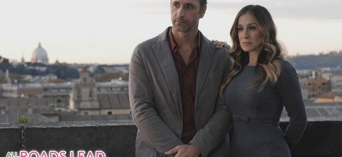 All Roads Lead to Rome: Forgettable, Outdated Rom-Com