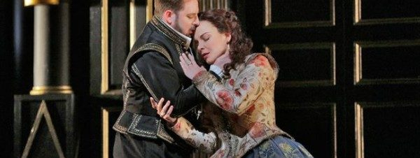 Live from the Met: Roberto Devereux at the Cairo Opera House