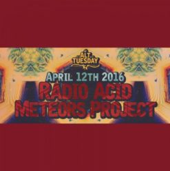Radio Acid & the Meteors Project at Cairo Jazz Club