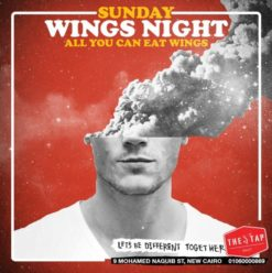Wings Night at the Tap East