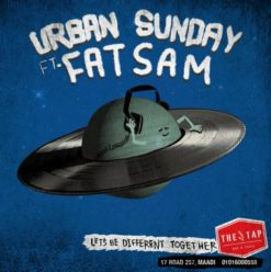 Urban Sunday at the Tap