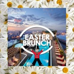 Easter Brunch at Fairmont Nile City