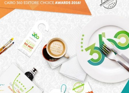 The Cairo 360 Editors' Choice Awards 2016