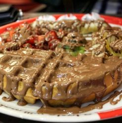 Dip n' Dip:  Chocolate Overdose at Citystars Branch of Popular Cairo Dessert Chain