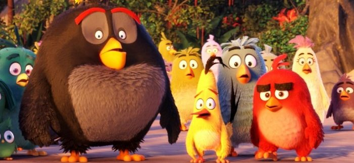 The Angry Birds Movie: Colourful Adaptation of Popular Video Game