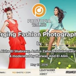 'Emerging Fashion Photographers' Talk at Photopia