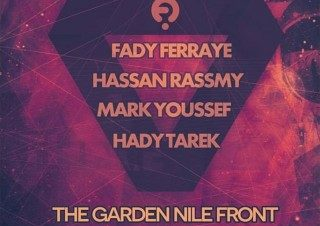 Sound Chemistry at the Garden Nile Front