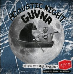 Acoustic Night Season Closer at the Tap