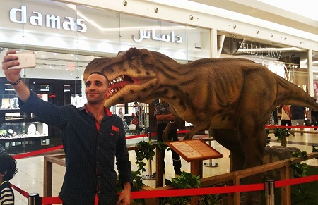 Mall of Arabia to Announce Grand Prize Winner as Jurassic Shopping Festival Wraps Up