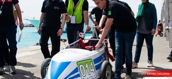 Ain Shams University Racing Team: Egypt's First Student Automotive Team is Leading the Way in Experimental Education