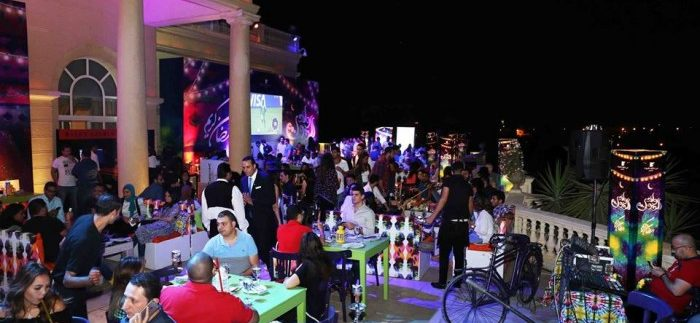 Welad El Zawaat: Chic & Lively Sohour at JW Marriott's Ramadan Kheima