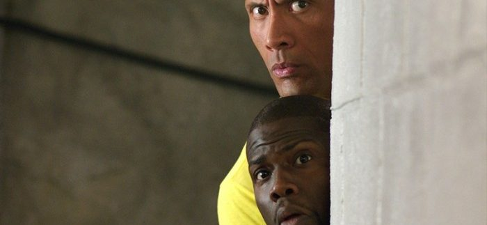 Central Intelligence: Onscreen Chemistry Carries Otherwise Tame Affair