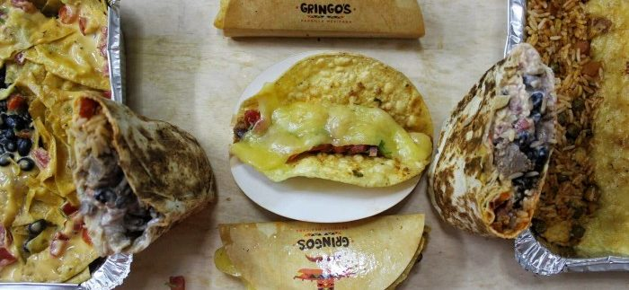 Gringo's Burrito Grill: Hit & Miss Experience with Mexican Specialist