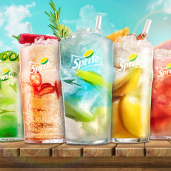Sprite in Sahel: #SpriteMixes Are Keeping Beachgoers Refreshed on the North Coast