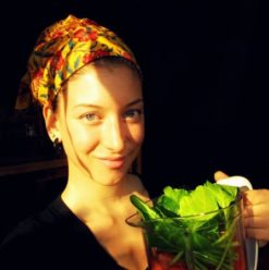 Yasmine Nazmy: Veganism in Egypt, Raw Eating & the Power of Social Media