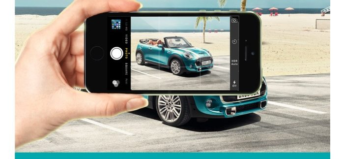 #SpotheMini: Take a Pic, Win Big with MINI